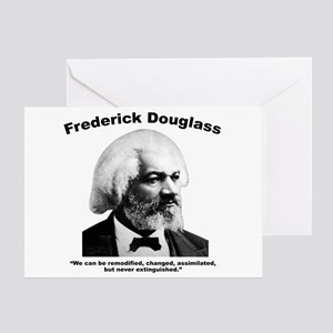Douglass: Extinguish Greeting Card